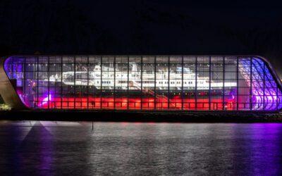 Program for åpningshelg av Hurtigrutemuseet